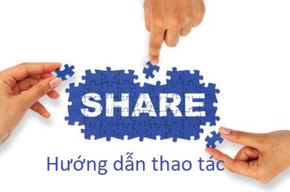 Hướng dẫn cách chia sẻ bài viết để kiếm tiền hoặc đổi thưởng sang các sản phẩm phần mềm kế toán