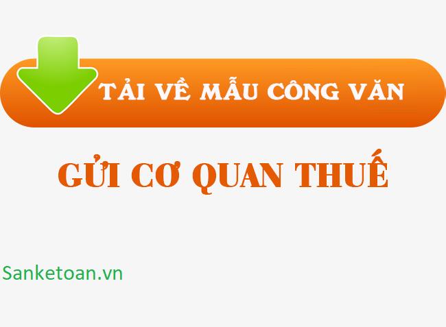 Danh sách các công văn giấy tờ, biên bản giải trình cơ quan thuế, BHXH kế toán hay dùng.