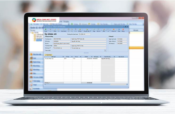 Tải bản MISA SME.NET 2020 dùng để học tập và đào tạo