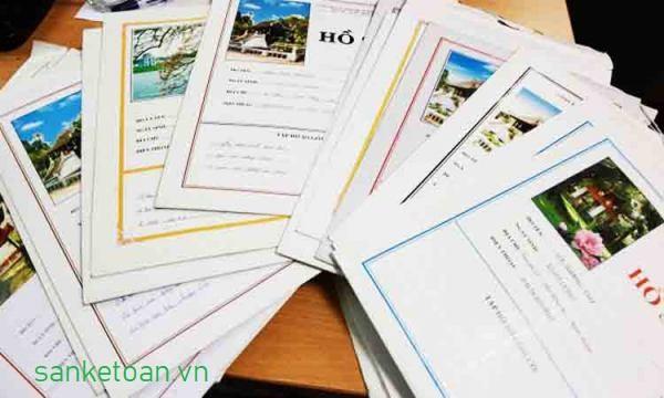 Hướng dẫn thao tác trong chức năng việc làm đã nộp hồ sơ.