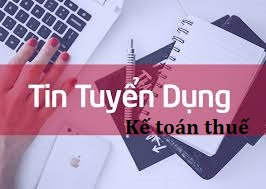 Mẫu đăng tin tuyển kế toán thuế - mẫu chi tiết và hay nhất dùng cho nhà tuyển dụng.