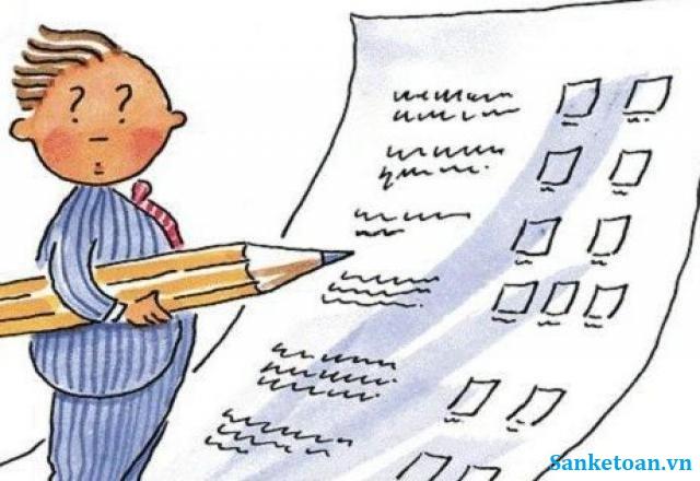 Tuyển dụng kế toán bằng phương pháp làm bài Test trắc nghiệm Online.