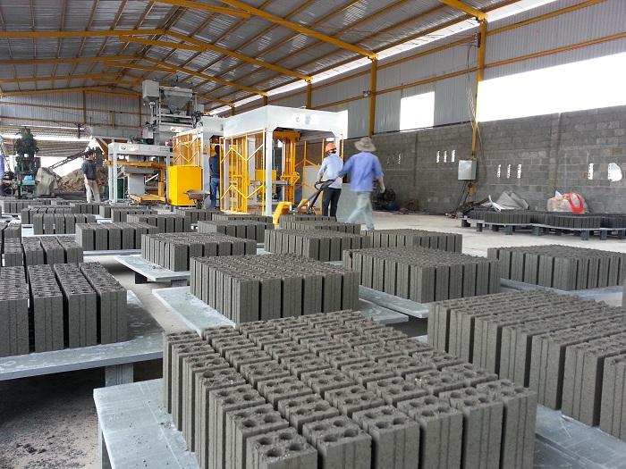 Khóa học kế toán tổng hợp trong công ty sản xuất thương mại gạch, bê tông