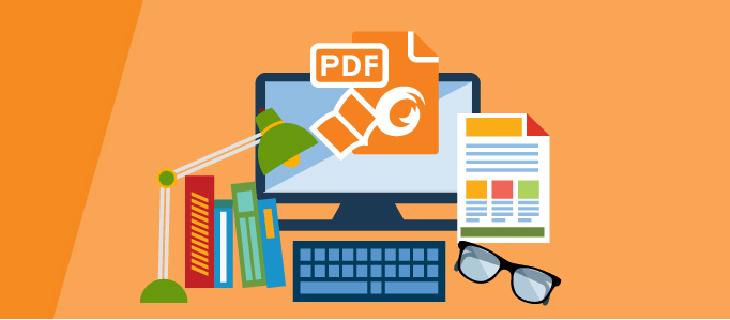 Phần mềm đọc các văn bản có định dạng của File là PDF - Tải Foxit Reader không chứa quảng cáo