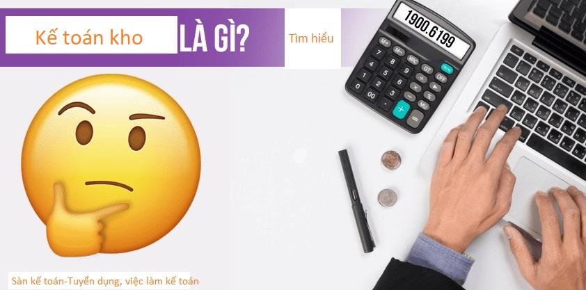 Bản mô tả công việc của kế toán kho trong doanh nghiệp
