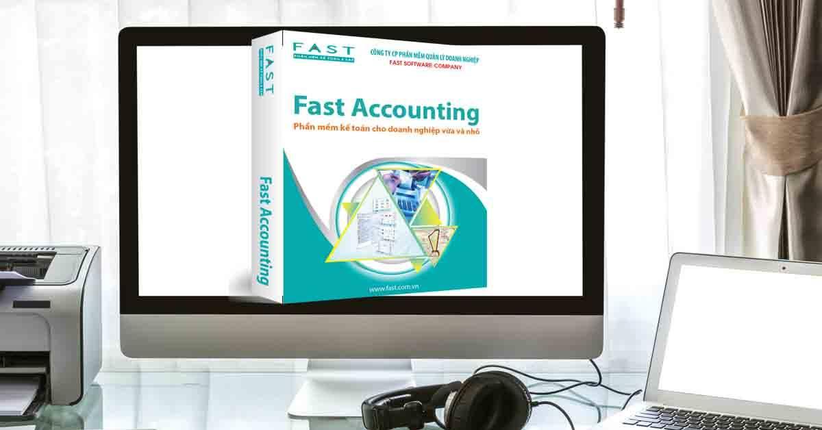 Các bước để làm kế toán trên phần mềm Fast Accounting đối với doanh nghiệp xây lắp