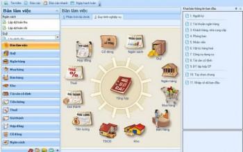 Khóa học đào tạo sử dụng phần mềm kế toán Misa SME.NET