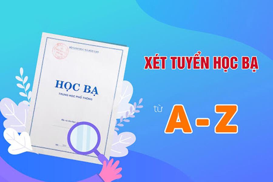 Các trường xét học bạ ngành kế toán ở Hà Nội năm 2021