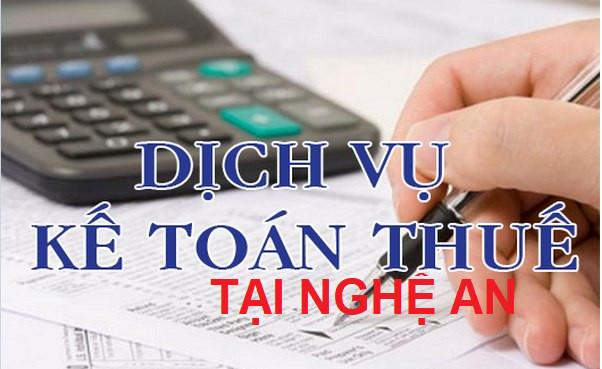 Top các công ty dịch vụ kế toán tại thành phố Vinh Nghệ an