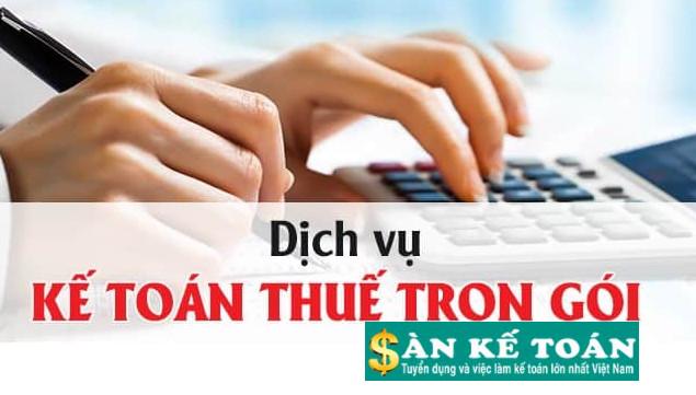Top 10 công ty dịch vụ kế toán – thuế uy tín nhất TP Hồ Chí Minh