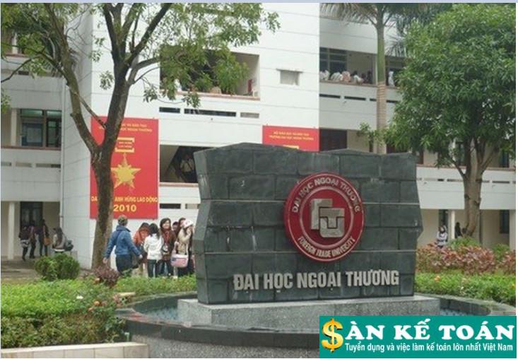 Top 8 trường đại học đào tạo ngành Kế toán tốt nhất Việt Nam